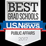 U.S. News and World Report Best SPEA programs