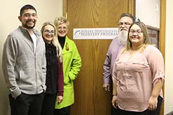 Staff of Indiana Professionals Recovery Program