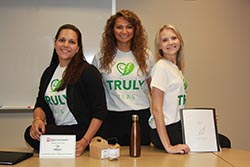 Business grads launch Truly Teas