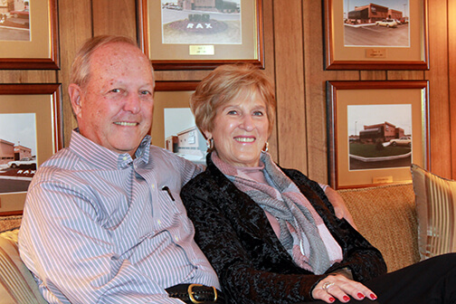 Couple's altruism touches many in Northwest Indiana