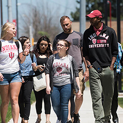 IU Northwest fosters civic participation through coursework, conferences, activism