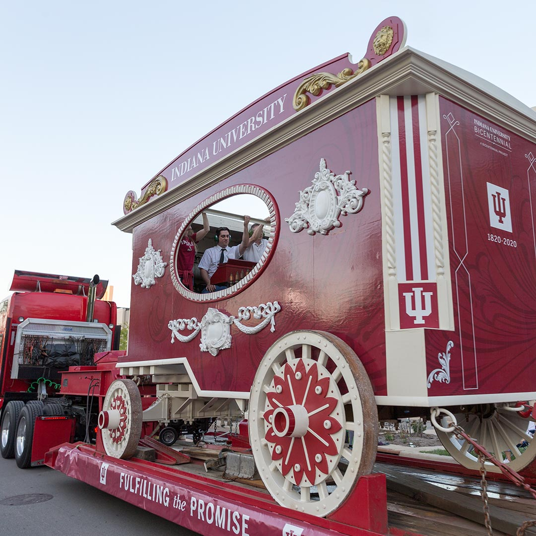 IU's restored calliope to visit IU Northwest April 18