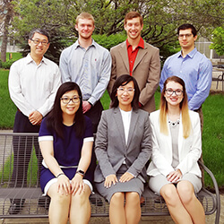 IU Northwest actuarial science students reach finals in international competition