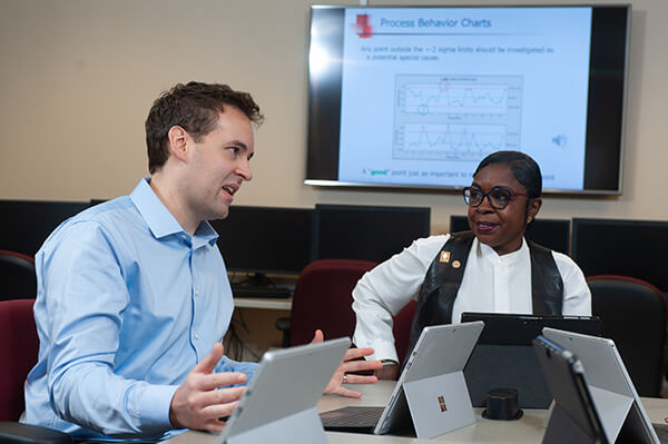 IU Northwest's Center for Professional Development delivers in-demand business skills