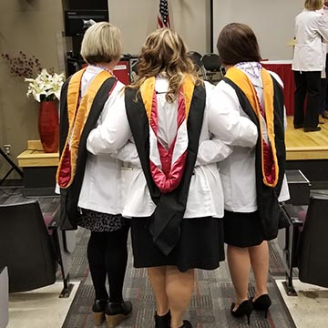 IU Northwest awards its first set of MSN degrees, preparing graduates for careers as family nurse practitioners