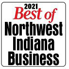 Indiana University Northwest recognized as a 2021 Best of Business Northwest Indiana award winner in multiple categories