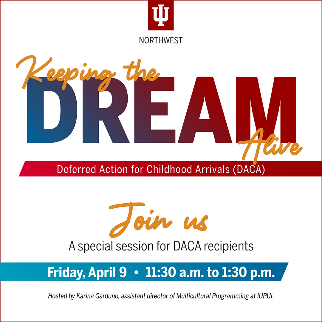 "Indiana University Northwest hosts ""Keeping the Dream Alive"""